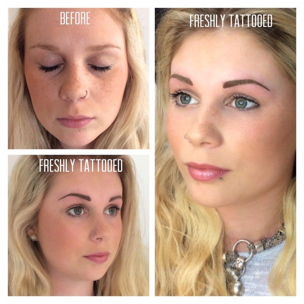 Cornwall Permanent Makeup Client 13