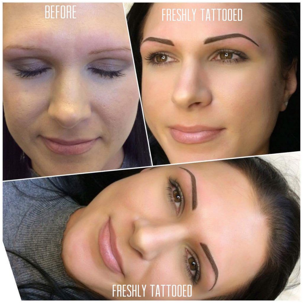 Cornwall Permanent Makeup Client 28