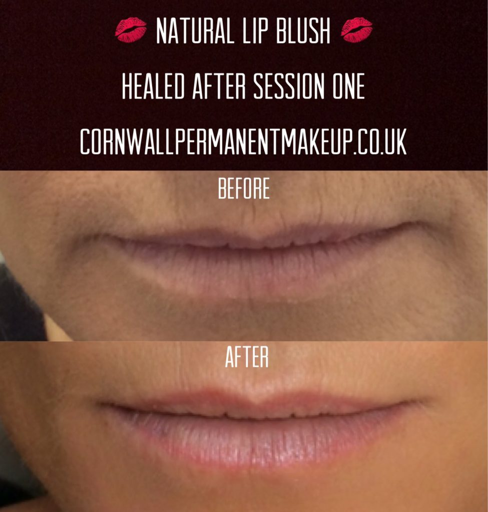 Cornwall Permanent Makeup Portfolio by Kelly Bate