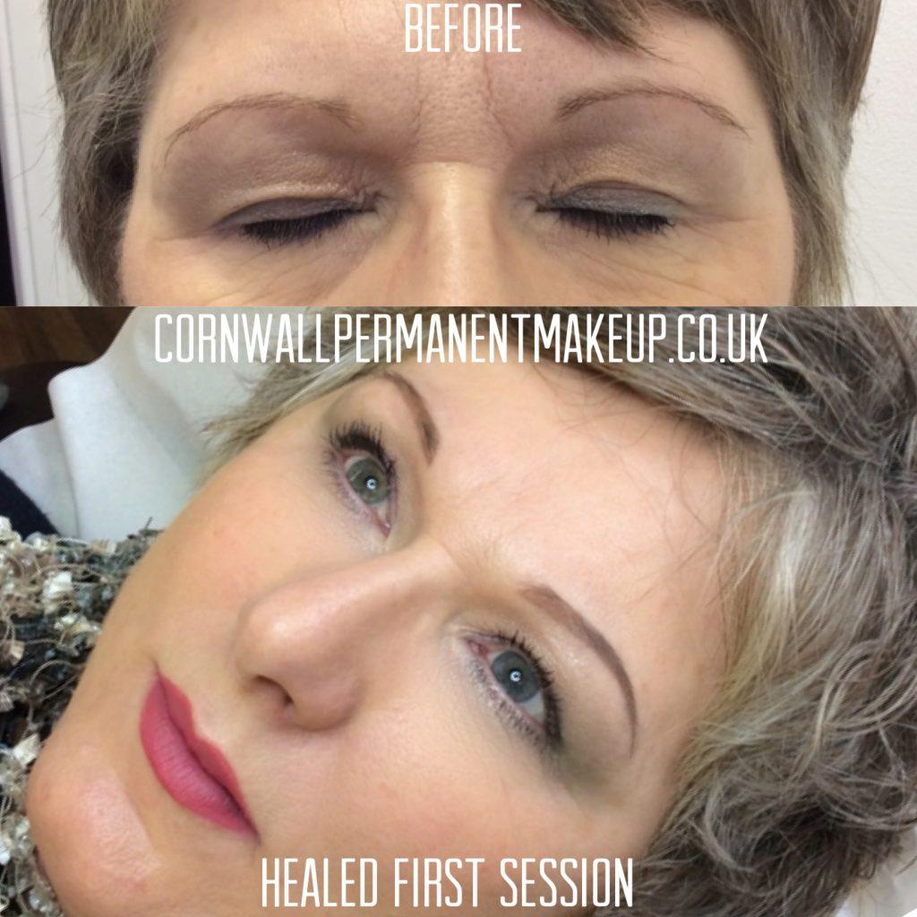 Cornwall Permanent Makeup Portfolio 50 by Kelly Bate